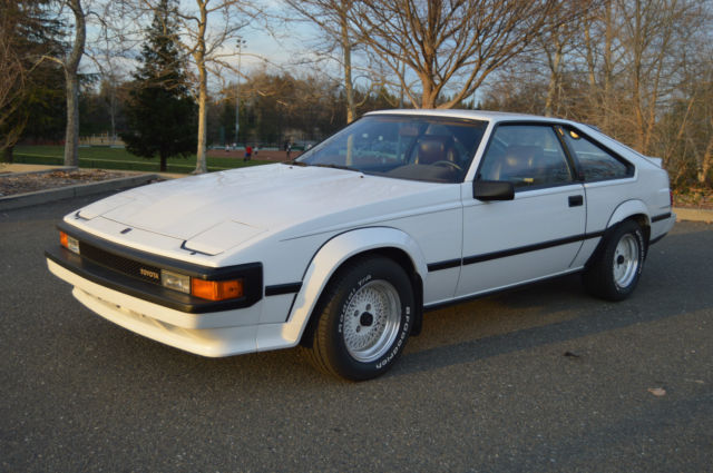 1985 Toyota Supra MKII Original owner Perfect Condition for sale