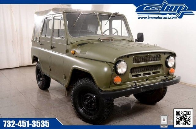 1985 Other Makes UAZ 3151