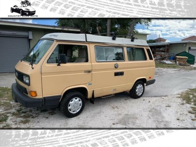 1985 Volkswagen Bus/Vanagon Campmobile
