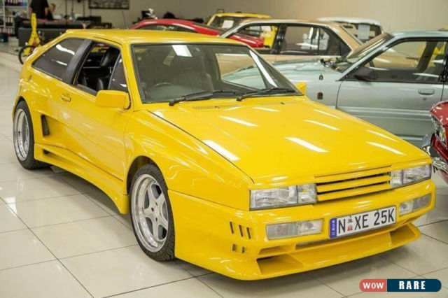 1985 Volkswagen VW Scirocco Rieger GTO TURBO for sale: photos