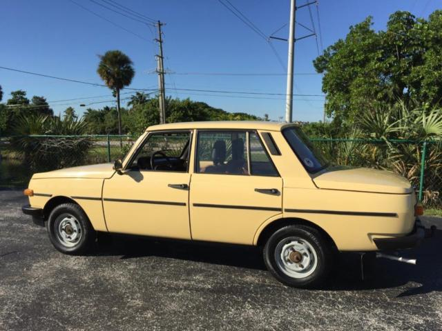1985 Other Makes Wartburg 353  Florida Clean Title in hand