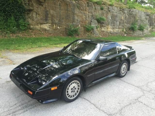 19860000 Nissan 300ZX Turbo 2dr Hatchback