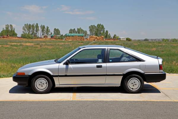 1986 Honda Accord DX