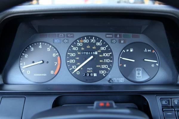 Honda Of Santa Monica >> 1986 3rd Gen (3G) Honda Accord DX 3 Door Hatchback, 5-Speed Manual, 72K Miles for sale: photos ...