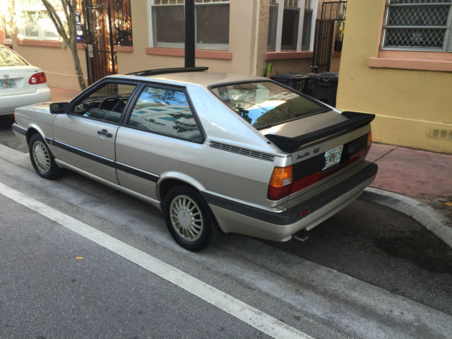 1986 Audi Other