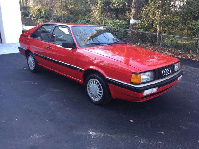 1986 Audi Other Gt coupe