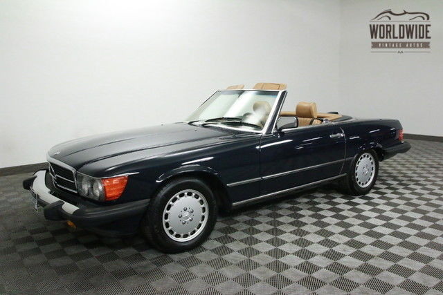 1986 Mercedes-Benz 500-Series V8 AUTO AC MAINTAINED!