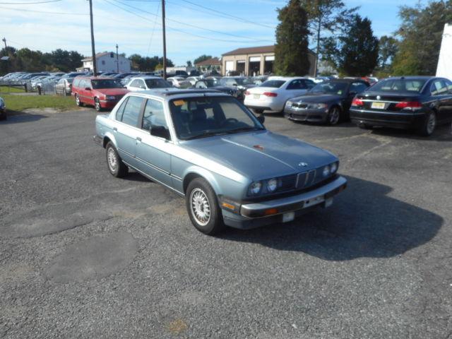 1986 bmw 325e sedan auto cheap e30 project car nj nr 325i 325is 1986 bmw 325e sedan auto cheap e30 project car nj nr 325i 325is 325es one owner sciox Choice Image
