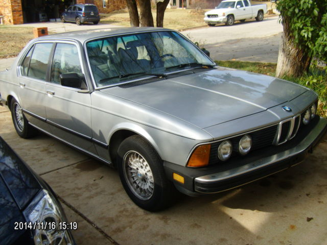 1986 BMW Other L7 735i A 4 door sedan