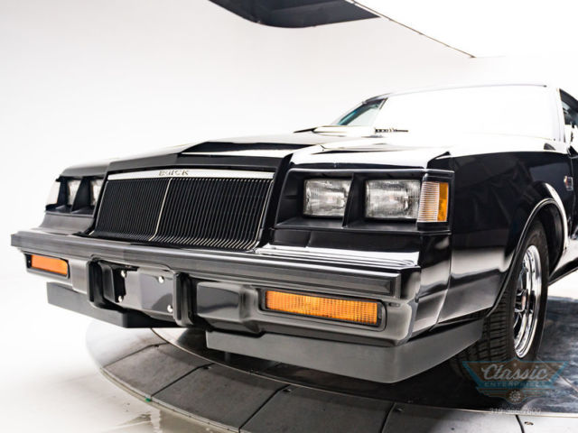 1986 Buick Grand National 3.8L Turbocharged V6 45k Original Miles