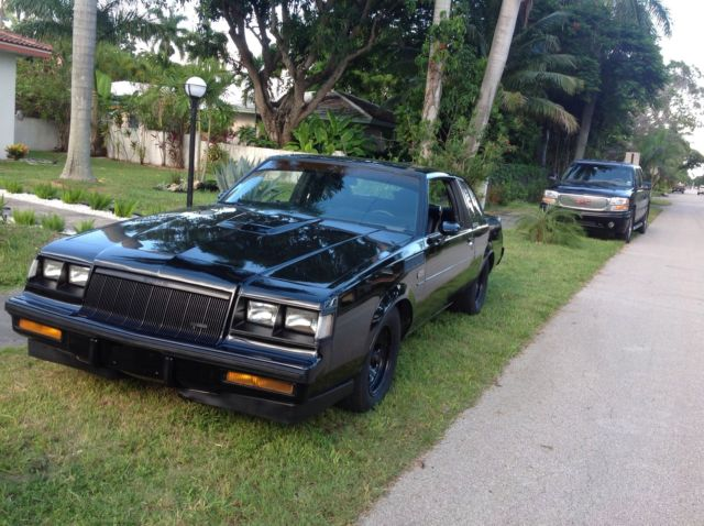 1986 Buick Regal Grand National Gnx Clone For Sale Photos