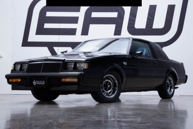1986 Buick Regal Grand National Turbo