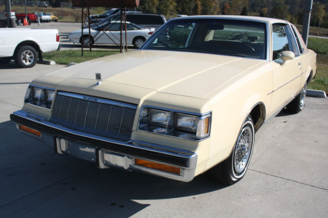 1986 Buick Regal Limited Coupe 2-Door