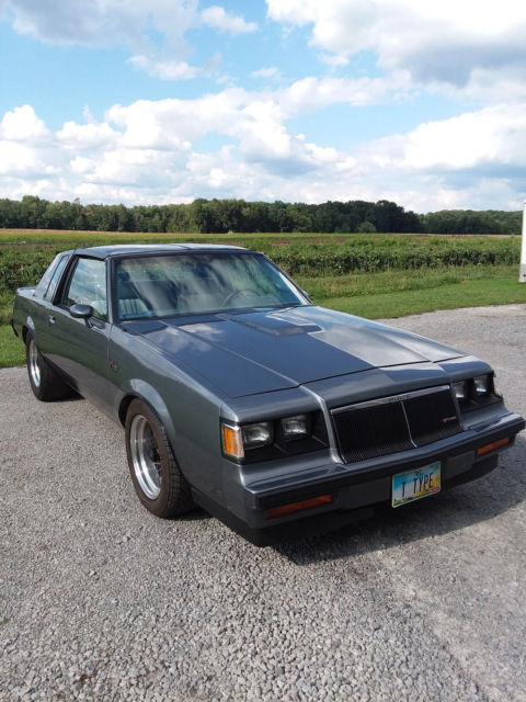 1986 Buick Regal Turbo T
