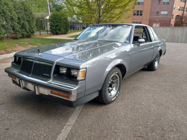 1986 Buick Regal T Type