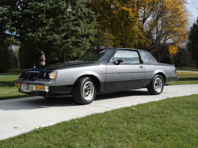 1986 Buick Grand National T-Type