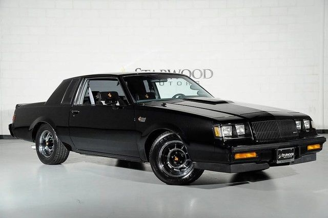 1986 buick t type grand national for sale photos technical. Cars Review. Best American Auto & Cars Review