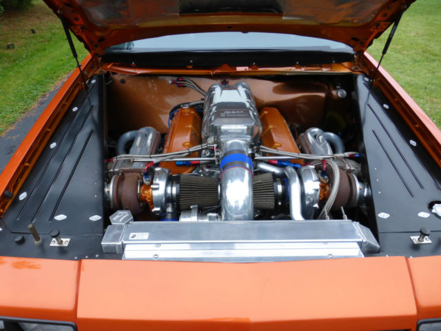 1986 Buick Turbo Regal Grand National Modified 8 Second