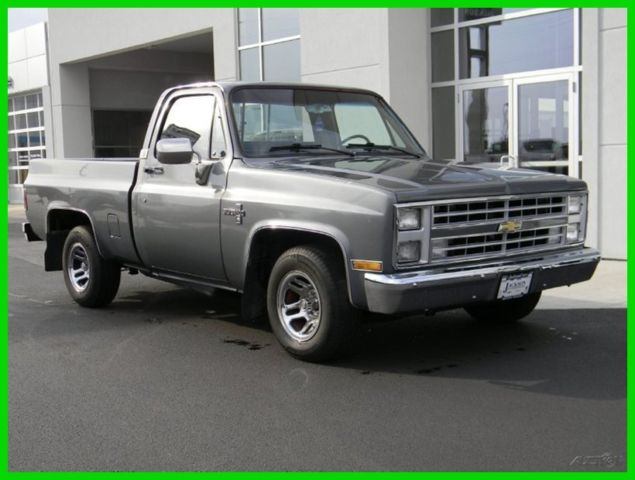 1986 Chevrolet Other no accident silver power windows and locks pioneer
