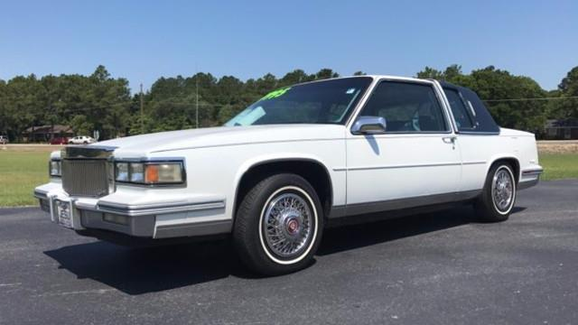 1986 Cadillac DeVille Base 2dr Coupe