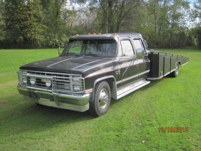 1986 Chevrolet C30 Wedge Bed Car Hauler For Sale Photos Technical