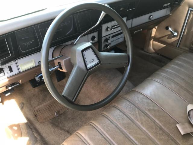 1986 chevrolet caprice classic for sale: photos, technical