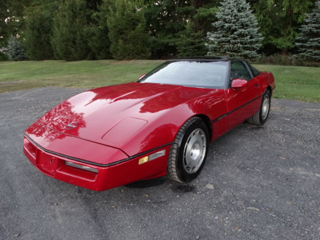 1986 Chevrolet Corvette 2dr Hatchbac