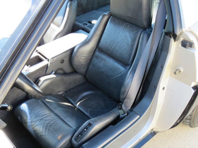 1986 Chevrolet Corvette Malcolm Konner Special Edition For