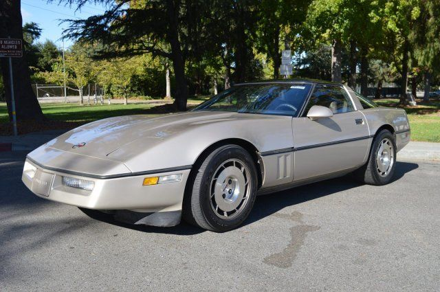 1986 Chevrolet Corvette Manual Tranmission Runs Great Same Owner 30 Yrs