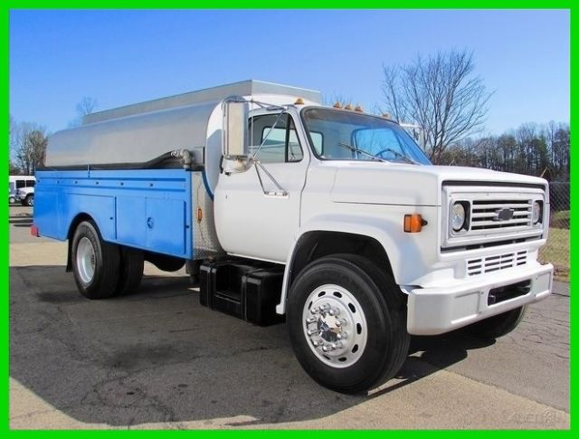 1986 Chevrolet Other Pickups Waste Oil Truck