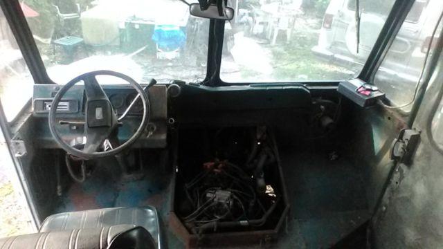 1986 Chevrolet P30 Step Van for sale: photos, technical