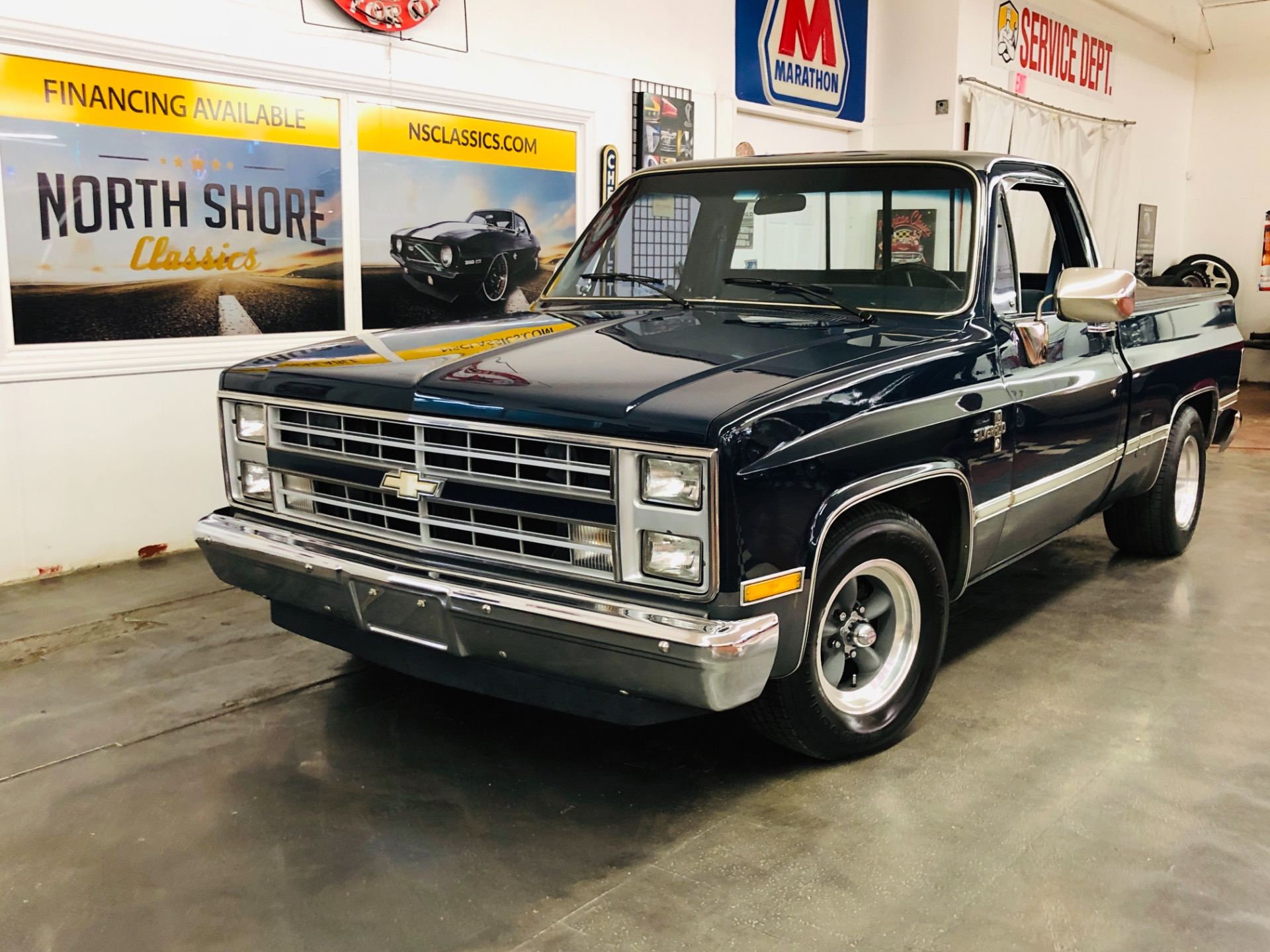 1986 Chevrolet Other Pickups -SILVERADO- PICK UP TRUCK- CLEAN - SEE VIDEO