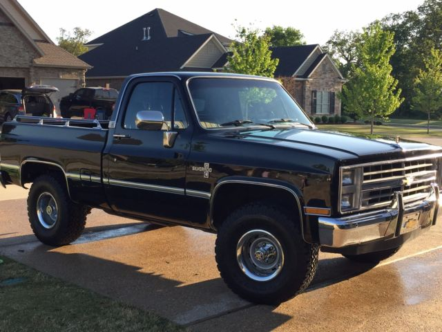 1986 Chevrolet Other Pickups Fleetside Short Bed