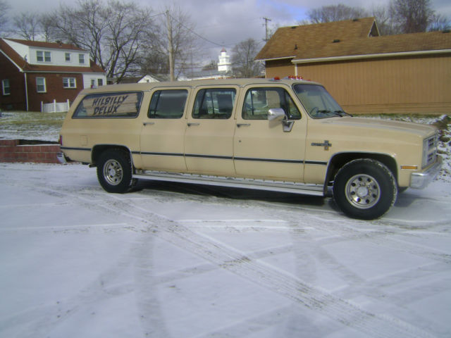 Used Cars For Sale In Arkansas >> 1986 Chevrolet Suburban 6 Door for sale: photos, technical specifications, description