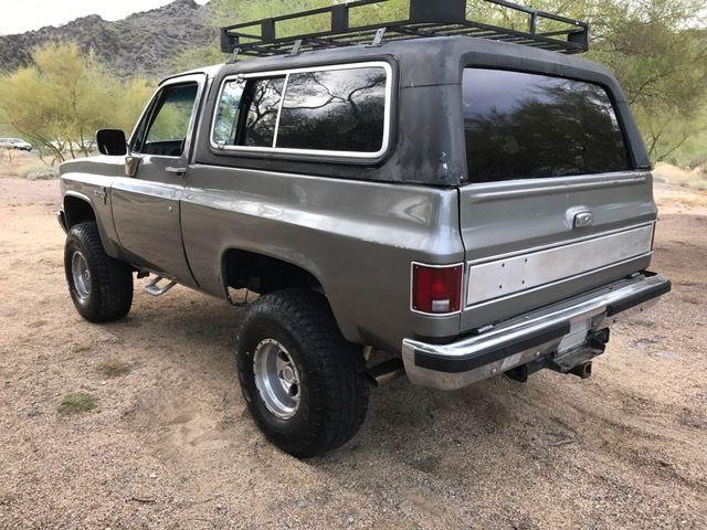 1986 chevy k5 blazer