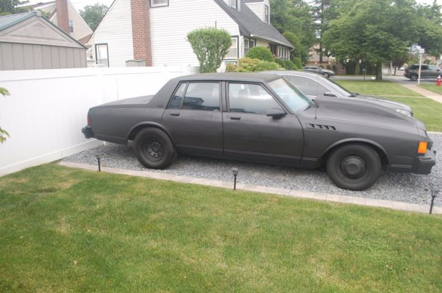 1986 chevy caprice HOT ROD 500 HP for sale: photos
