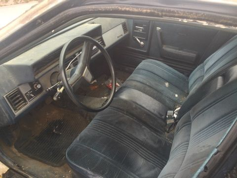1986 Chevrolet Celebrity Wagon - cars & trucks - by owner ...