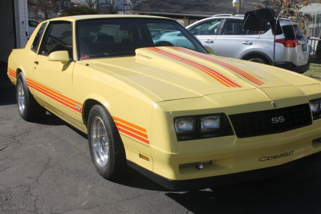 1986 chevy monte carlo ss for sale photos technical specifications