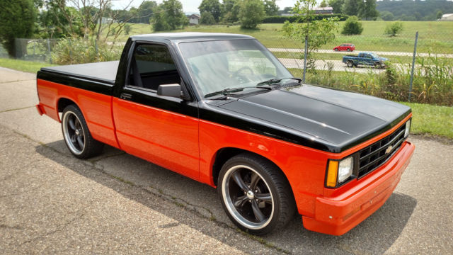 1986 chevy s10 v8 small block one of the nicest s10 out for Chevy v8 motors for sale