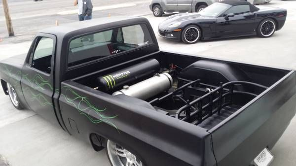 1986 chevy silverado 1500 lowered bagged for sale photos technical specifications description. Black Bedroom Furniture Sets. Home Design Ideas