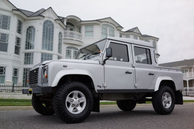 1986 Land Rover Defender DCPU