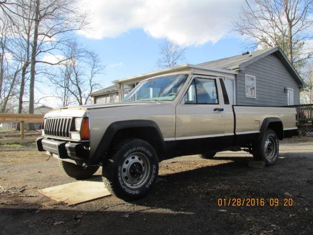 1986 Diesel Mj 1986 Diesel Jeep Comanche For Sale Photos
