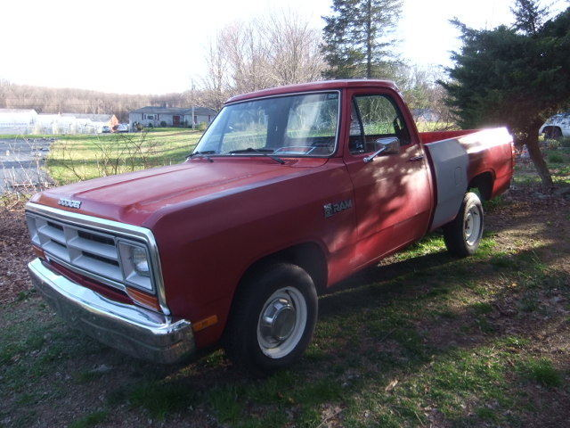 1986 Dodge Other Pickups 150