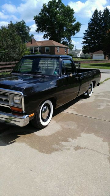 1986 Dodge Ram 1500 long bed