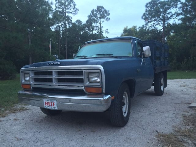 1986 Dodge Other Pickups D250