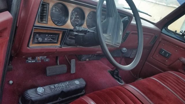1986 Dodge Other Pickups Base Standard Cab Pickup 2-Door