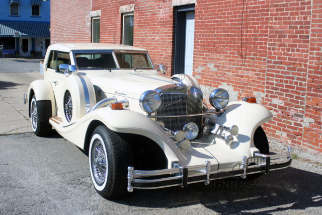 1986 Other Makes Excalibur Phaeton