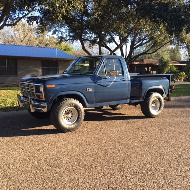 1986 Ford F150 4x4 302 V8 For Sale: Photos, Technical