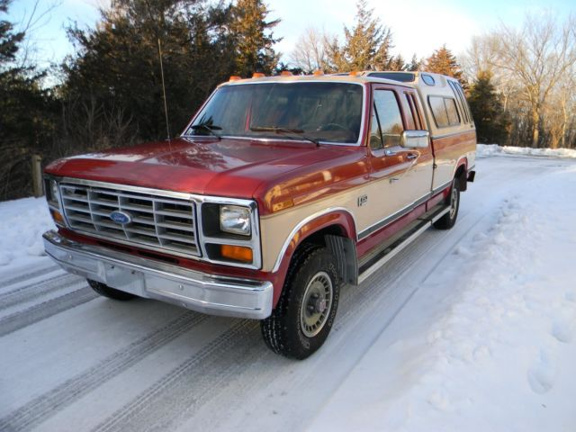 1986 ford f150 xcab lariet one owner for 29 years excellent condition 112m for sale photos. Black Bedroom Furniture Sets. Home Design Ideas