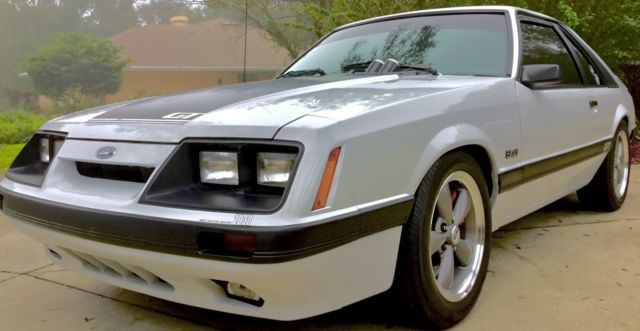 1986 ford mustang gt cobra tribute car for sale photos technical specifications description. Black Bedroom Furniture Sets. Home Design Ideas